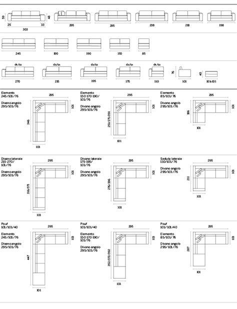 misure divano ad angolo divani angolari misure home design ideas home design ideas