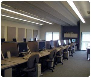 design layout computer lab winthrop university design facilities rutledge and