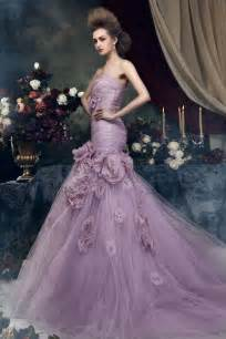 purple wedding dress colored wedding dresses are more and more popular wedding dresses special occasion dresses