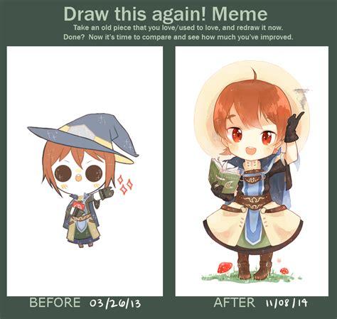 Hnnnng Meme - draw this again by kaeryi on deviantart