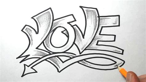 Drawing W Words by How To Draw Graffiti Letters Curious