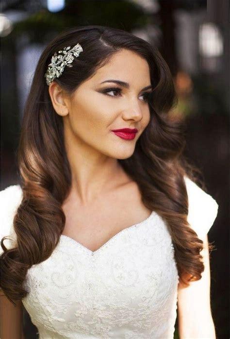 Vintage Wedding Hairstyle Wedding by 30 Amazing Wedding Hairstyles With Headpiece Vintage