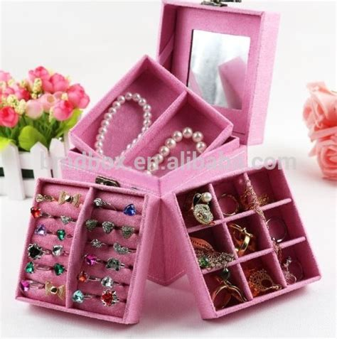 high quality handmade jewelry box wholesale gift