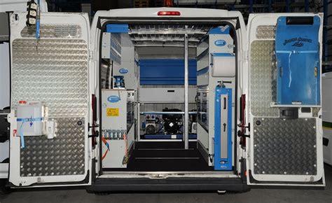 mobile werkstatt komplette mobile werkstatt im fiat ducato mit generator