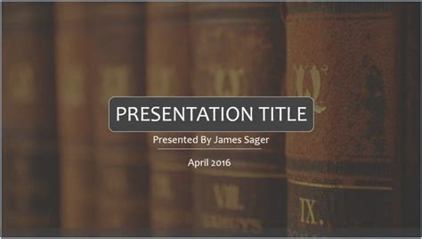 Free Old Books Powerpoint Template 8014 Sagefox Powerpoint Templates Powerpoint Template Book Theme