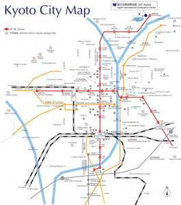 Kyoto Subway Map by Kyoto Subway Map Submited Images