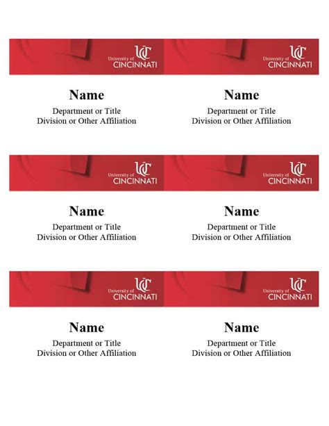 47 Free Name Tag Badge Templates ᐅ Template Lab Name Tag Template