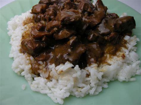 crock pot beef tips rice us girls our views