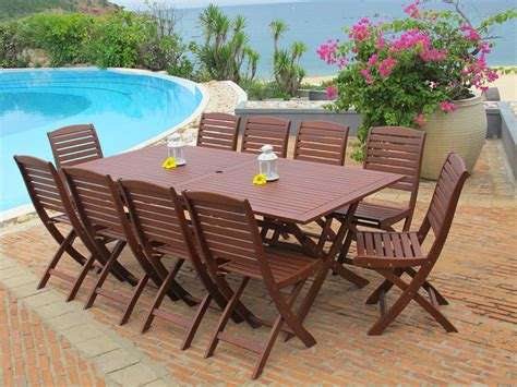 Outdoor Wood Furniture Wooden Patio Chair