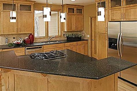 kitchen countertops types types of kitchen countertops kitchen types of kitchen