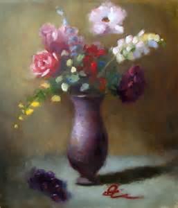 flower vase by keiko richter