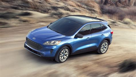 Ford Escape 2020 by 2020 Ford Escape Top Speed
