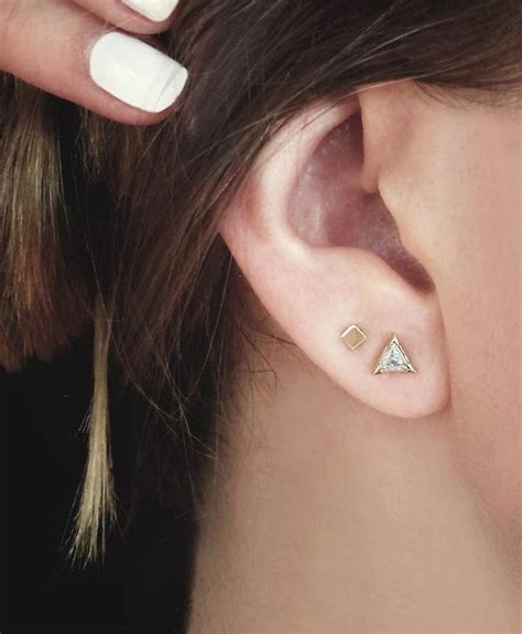 Second Top second ear piercing www pixshark images