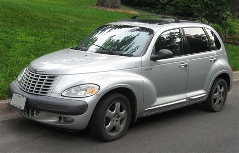 Pt Chrysler Cruiser by Chrysler Pt Cruiser La Enciclopedia Libre