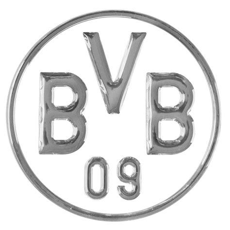 Schalke 04 Aufkleber F Rs Auto by Bvb Borussia Dortmund Aufkleber Bvb Logo 3d Silber Ebay
