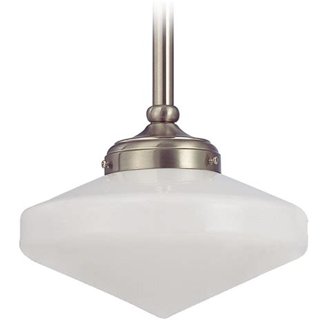 schoolhouse pendant light 10 inch schoolhouse mini pendant light fa4 09 ge10