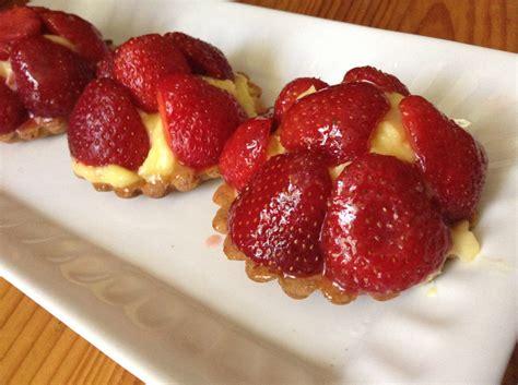 cuisine aux fraises mini tartelettes aux fraises blogs de cuisine