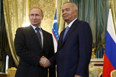 uzbek leader in icu after brain haemorrhage now stable uzbekistan president islam karimov dies after short