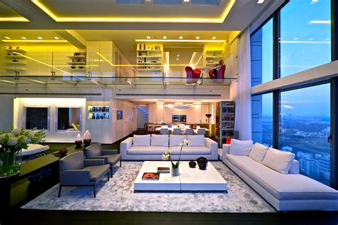 modern penthouses elegant penthouse interior decorators penthouse interior chennai top penthouse interior decors