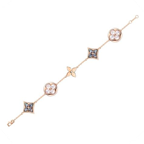 Blossom mother of pearl bracelet   Louis Vuitton   The Jewellery Editor