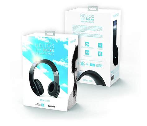 helios solar headphones exod helios solar headphones brand new stock