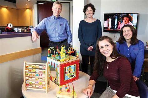 pediatric associates front desk salary new pediatrics office opens in stapleton front porch