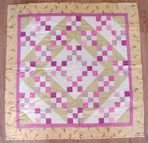 Basic Baby Quilt by Baby Quilt Keepsake Crafts