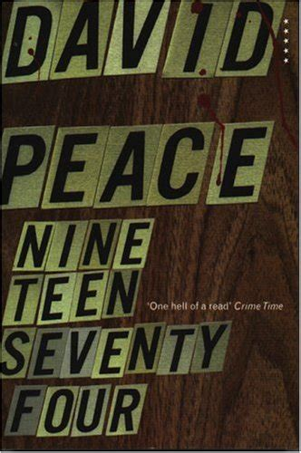 Nineteen Seventy Four by Nineteen Seventy Four 2000 Read Free Book By