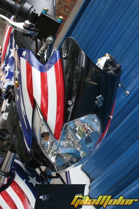 Lu Led Motor Satria F kumpulan modifikasi satria fu lu terlengkap cabang