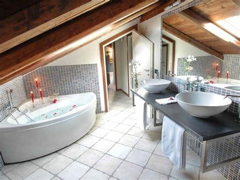 bagno mansarda bagno in mansarda un progetto a pianta circolare bagno