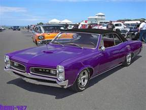 1967 Pontiac Gto Purple Gto S On Pontiac Gto Vintage Signs And Gears
