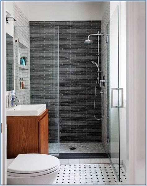 Bathroom Design Ideas For Small Spaces Ideas Small Ensuite Bathroom Designs Design Bathroom Small Space Modern Bathroom Ideas Small