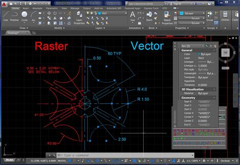 tutorial autocad mechanical 2015 products