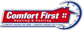 comfort first heating and air comfort first heating and cooling