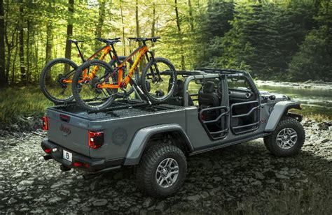 When Will 2020 Jeep Wrangler Be Available by 2020 Jeep Gladiator Accessories Available At Launch