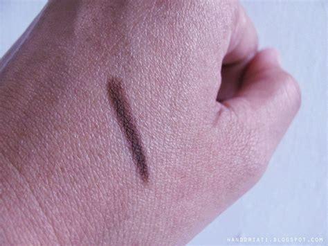 Pensil Alis Aubeau review pensil alis eyebrow aubeau cokelat brown one