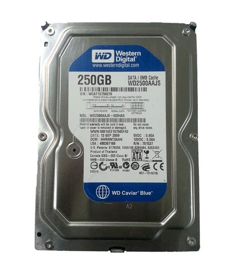 Harddisk Ata 250 Gb western digital 250 gb sata disk buy western digital 250 gb sata disk at low