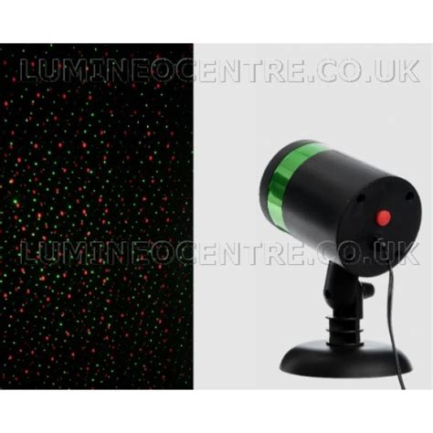Lu Sepeda Laser Light lumineo 4 function outdoor laser