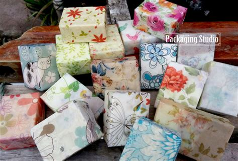 printable soap wrapping paper multi patterns gift wrapper handmade soap wrapping paper