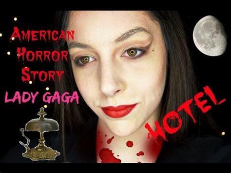the story of makeup gaga american horror story hotel makeup tutorial