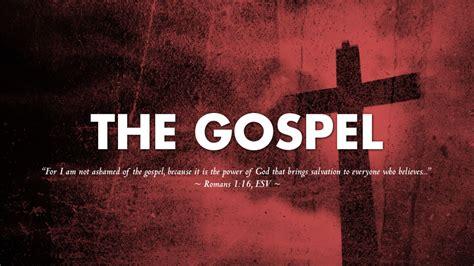 Nice Church Of God Hymns #2: The-Gospel.jpg