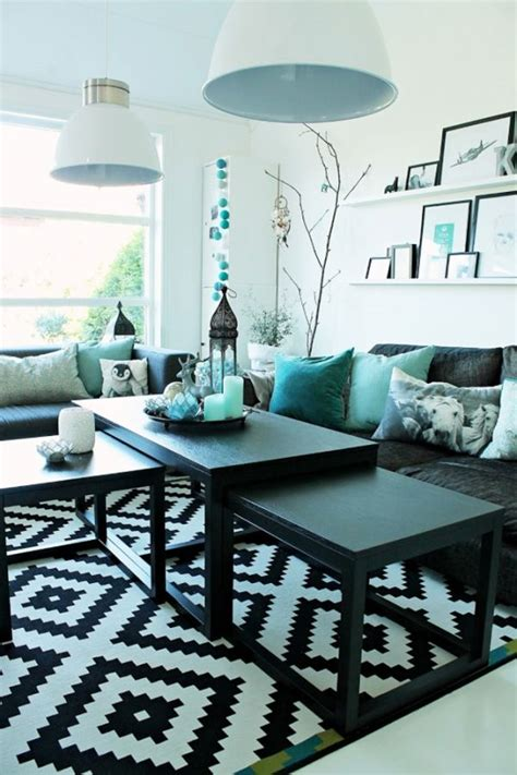 turquoise home decor ideas 25 best ideas about living room turquoise on pinterest