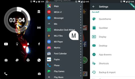 best layout design in android 5 best android launchers you must try