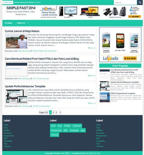 templates blogger responsive 2014 simple fast responsive blogger template masterbama