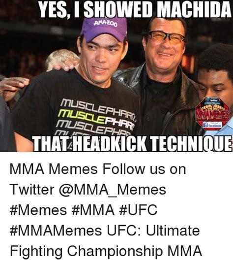 Mma Memes - 25 best memes about machida machida memes