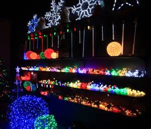 christmas lights etc showroom