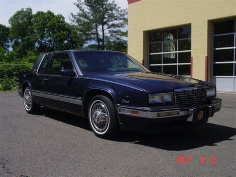 1988 Cadillac Coupe by 1988 Cadillac Caddy Eldorado Biarrity Coupe