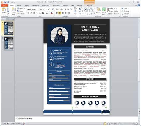 tutorial buat video guna powerpoint pemuda ini ajar 21 step mudah menghasilkan resume hanya