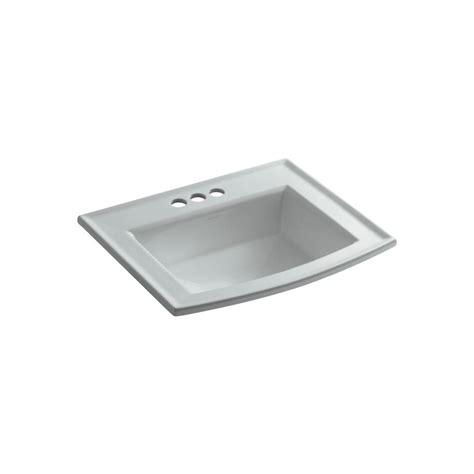 glacier bay drop in bathroom sink glacier bay drop in bathroom sink in bone 13 0013 4bhd