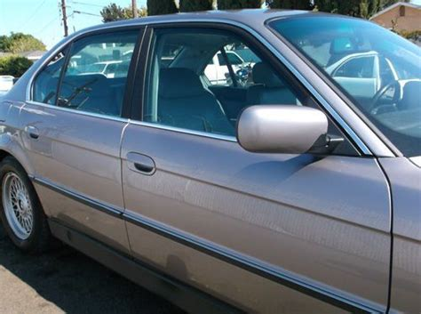 how make cars 1995 bmw 7 series electronic toll collection sell used 1995 bmw 740il no reserve in orange california united states